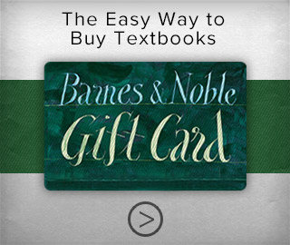 Picture of gift card. A convenient way to buy textbooks. Click here to shop for gift cards.