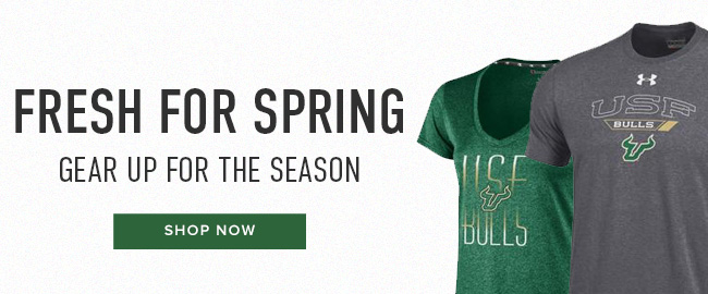 Picture of shirts. Fresh for Spring. Gear up for the season. Click to shop now.