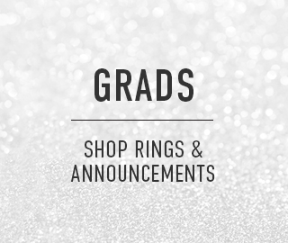 Grads, click to shop Rings & Announcements.