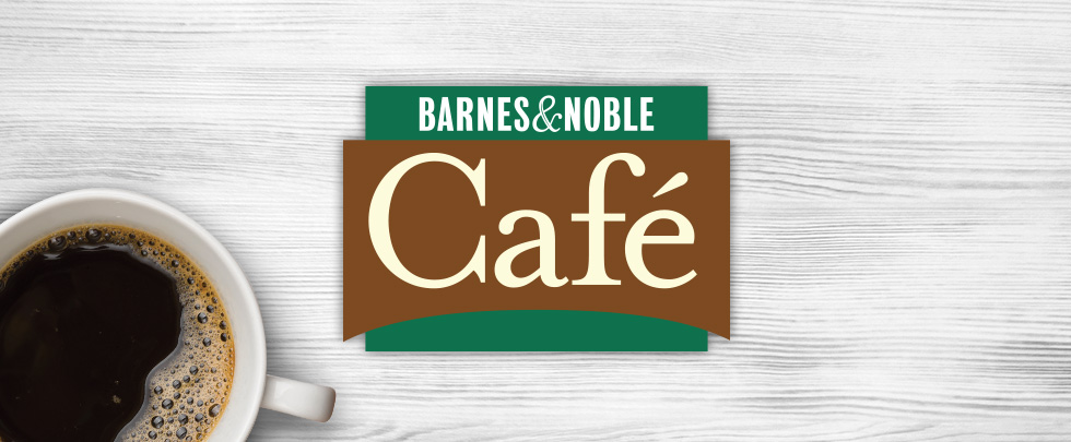 Picture of cup of coffee. Barnes & Noble Cafe.